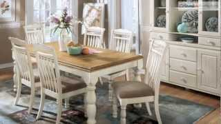 Cottage Retreat Dining Room Collection From Signature Design By Ashly