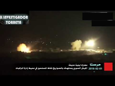 Russian missiles strike area of Su-25 downing! SYRIA THE RUSSIAN BEAR GOES FOR ATTACK TO THE SU25