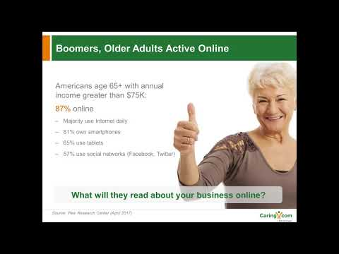 How to Build Your Online Reputation with Senior Care Reviews