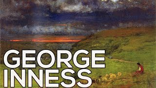 George Inness: A collection of 320 paintings (HD)