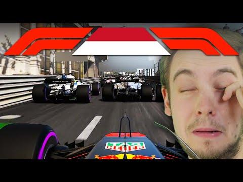 Die SCHLIMMSTE Strecke | Monaco 1/2 🎮 F1 2017 S2 #11