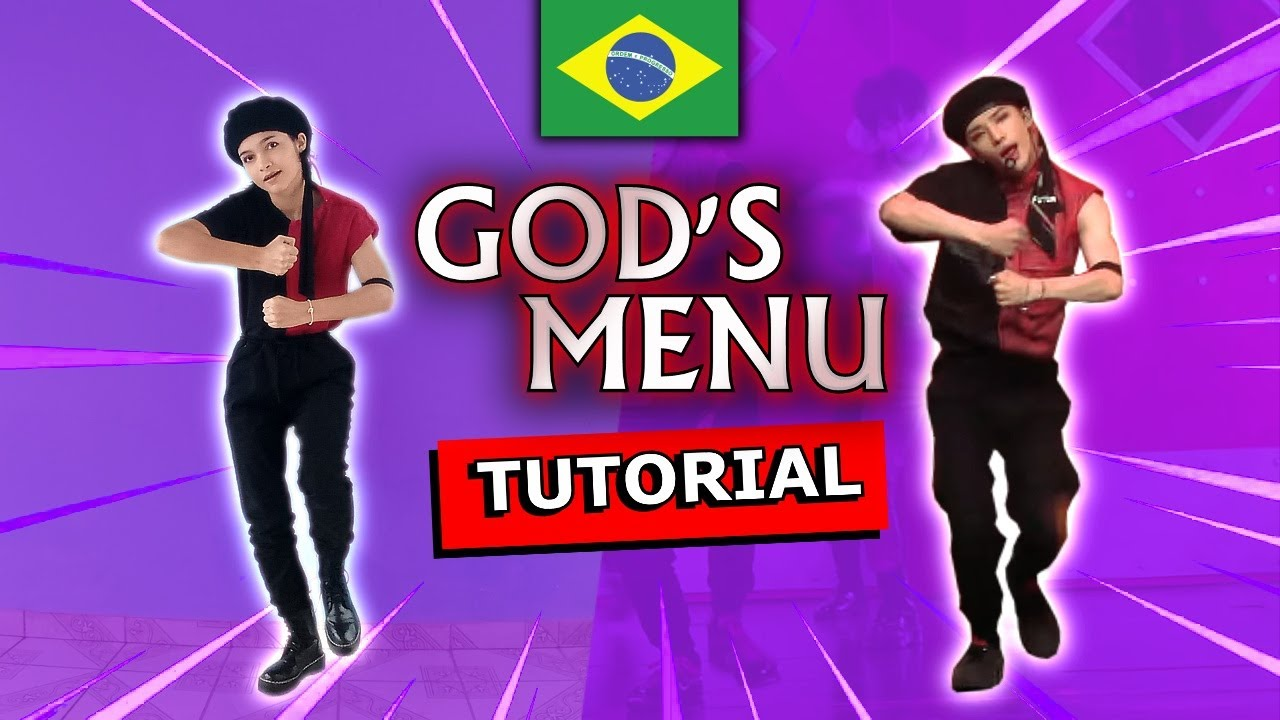[TUTORIAL] Stray Kids - God's Menu (神메뉴) - Mirrored - Step by Step (ENG SUB) by Frost