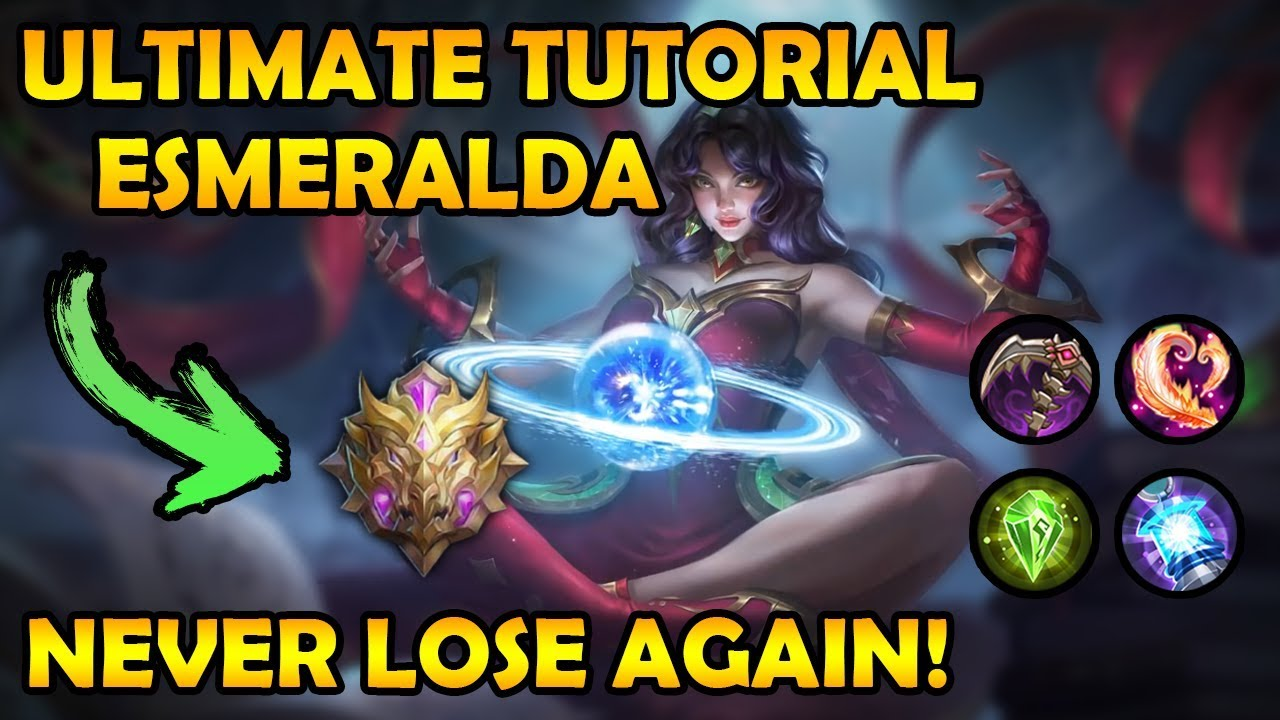 Become Unstoppable With Esmeralda After This! (Sub On) | Mobile Legends