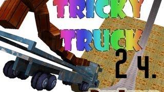 Tricky Truck - обзорчик трикИтрэкный Ч. 2 The End