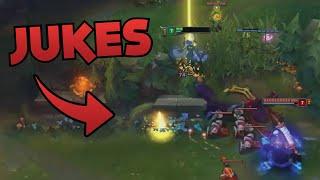 League Of Jukes - League Of Legends Montage