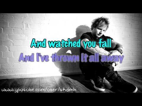 Ed Sheeran - This Karaoke/Instrumental