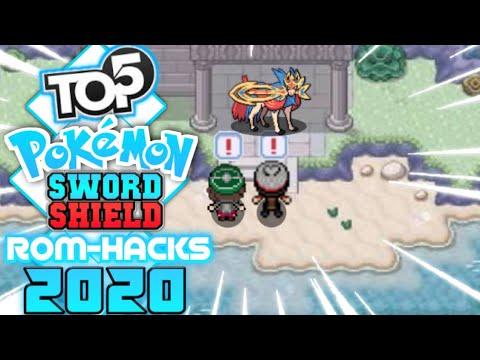 best pokemon rom hacks 2020