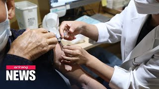 Those aged between 62 and 69 can get free flu vaccination