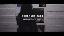 Kunstakademie Münster – Rundgang 2020