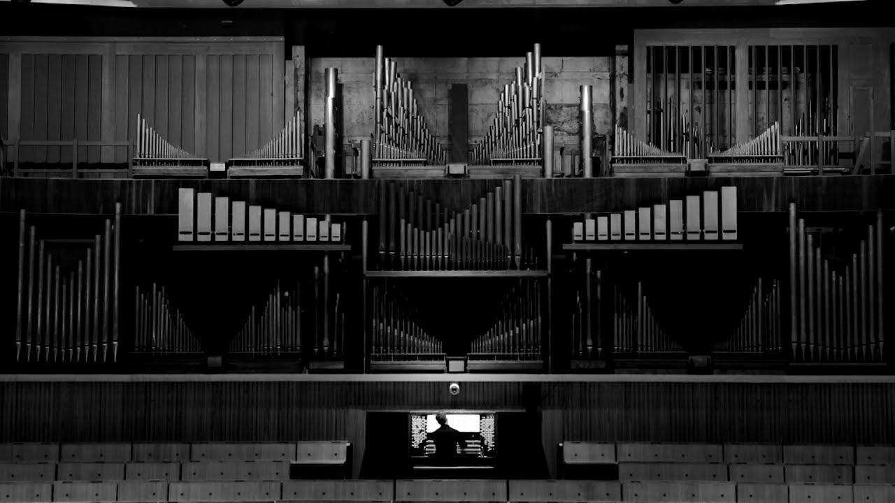 James McVinnie and Squarepusher make modern organ music on