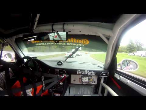 Jon Miller: Grand AM CTSCC GS Race, Lime Rock 2012, Final Laps