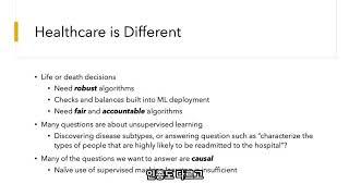 의료 인공지능, 무엇이 그렇게 다른가?