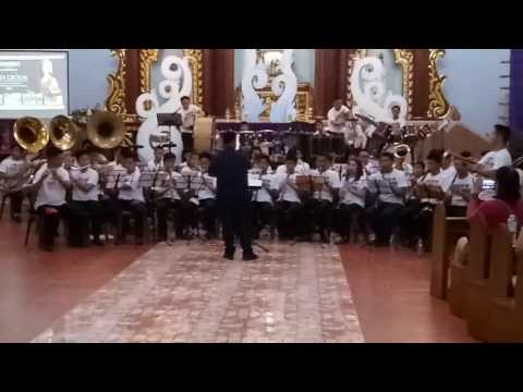 Colors of the wind solo trumpet by Reddan