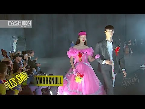 MARRKNULL The VFiles Show Spring Summer 2019 New York - Fashion Channel