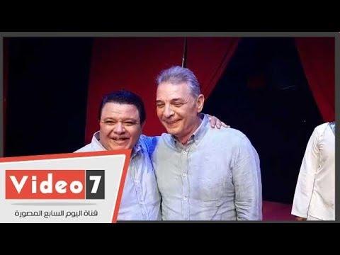 تعرف على رأى النجم محمود حميدة فى مسرحية سلم نفسك  - 17:23-2018 / 7 / 20