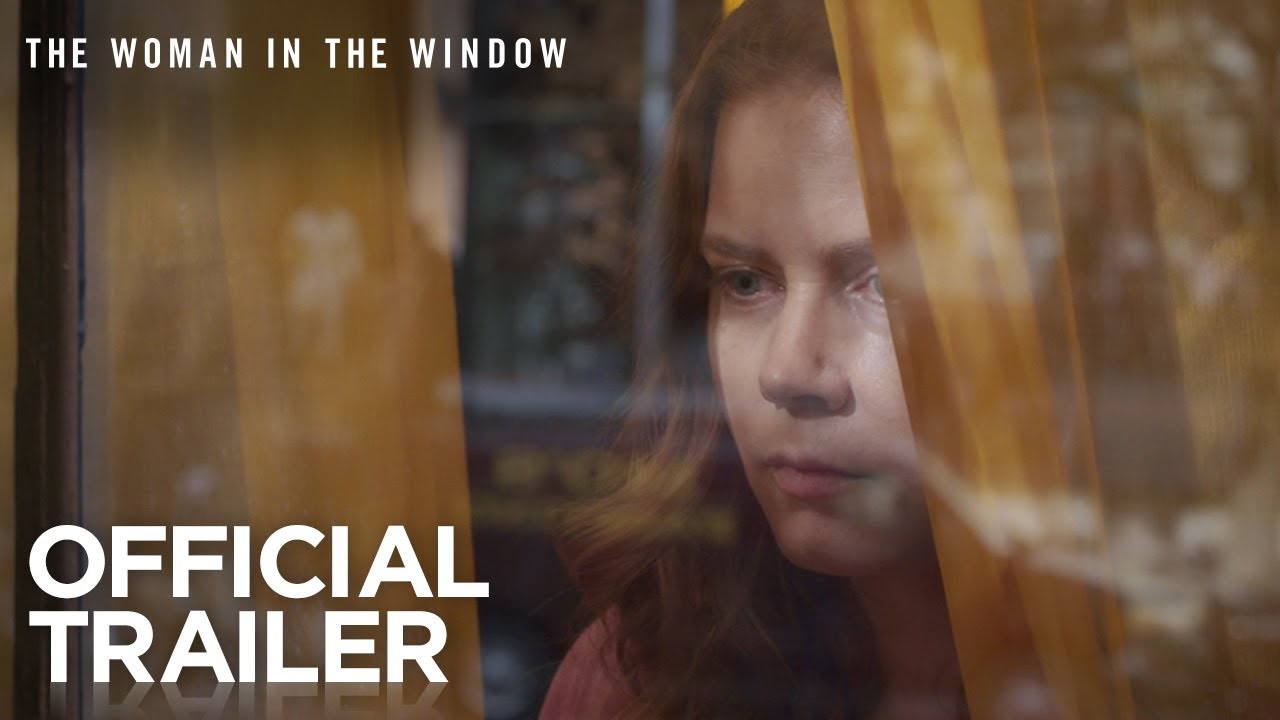 The Woman In The Window Official Trailer 20th Century Fox Youtube
