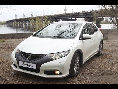 Видео Тест  Драйв Honda Civic 5D 2012 модельного года
