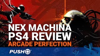 Nex Machina PS4 Review: Arcade Perfection | PlayStation 4 | PS4 Pro Gameplay Footage