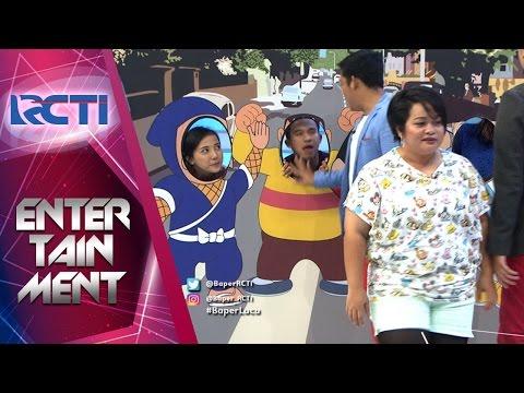 Cover Lagu `rangka` Haha, Lucunya Anwar Dikasih Kentut Oleh Ranggi Gerbang Baper 7 Jan 2017