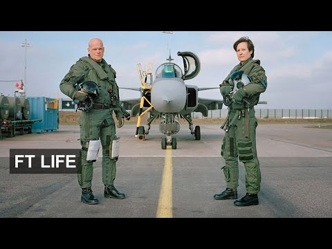 Take a Test Flight in a Gripen Fighter Jet | FT Life