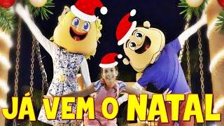 Já vem o Natal ♪ Turma Kids e Cia - Música Natalina Infantil