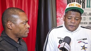 Luis Ortiz NOT DONE! After KNOCKOUT LOSS vs Deontay Wilder