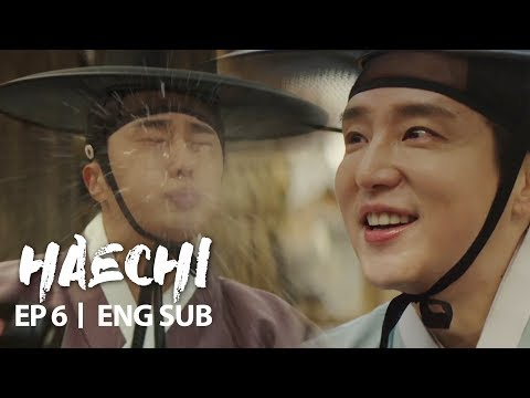 """Kwon Yul """"Why Don't We Become Blood Brothers?"""" [Haechi Ep 6]"""