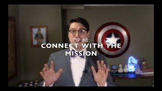 Interview Tip: Connect with the mission