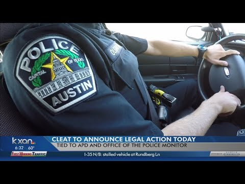 Police union threatens legal action over Austin police monitor