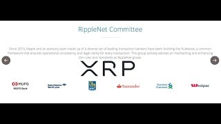 Ripple Net Committee Planning And XRP In 2 Minutes