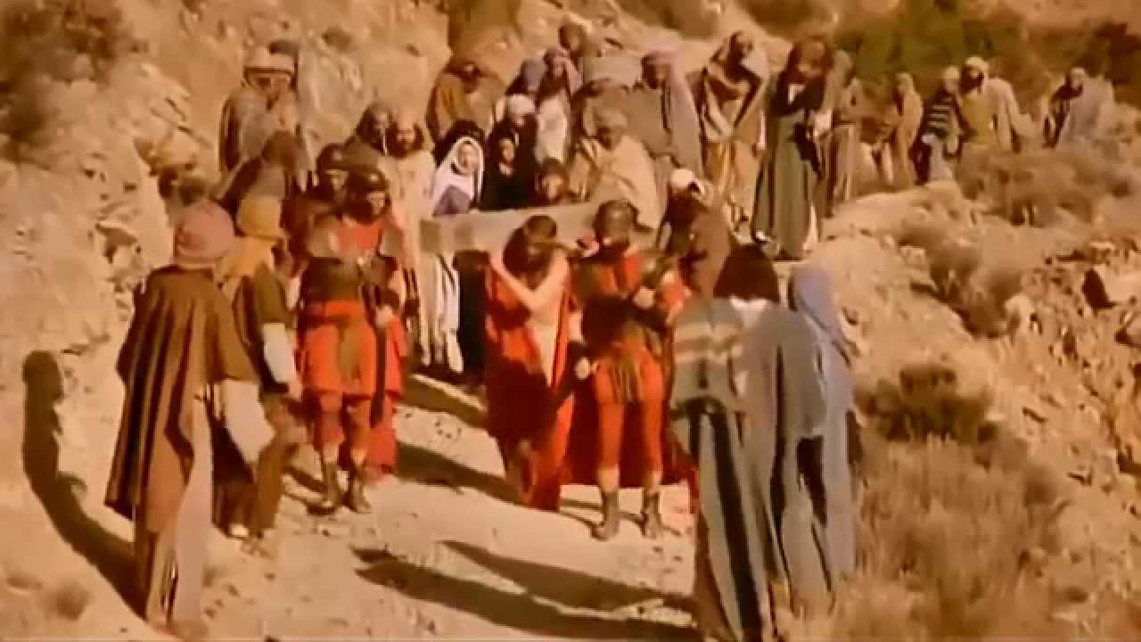 the trial conviction and crucifixion of jesus from john 18 and 19
