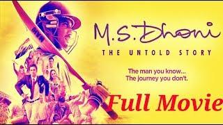 M.S. Dhoni (HD) Movie Hindi | Sushant Singh & Disha Patni