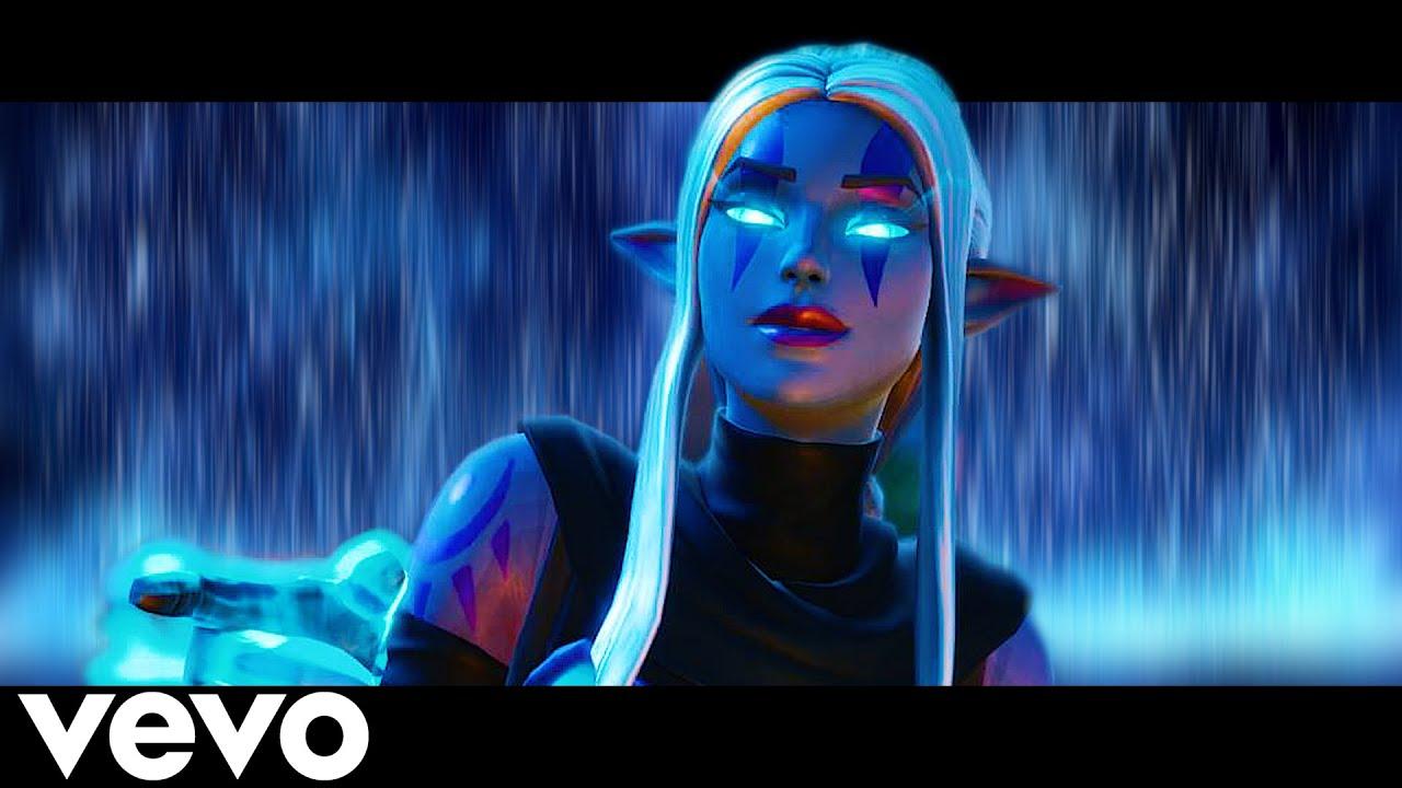 XXXTENTACION - (Official Fortnite Music Video)