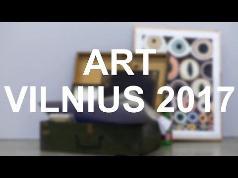 Vilnius International Contemporary Art Fair 2017