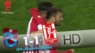 Trabzonspor: 1 - Balıkesirspor Baltok: 1 | Gol: Nizamettin Çalışkan