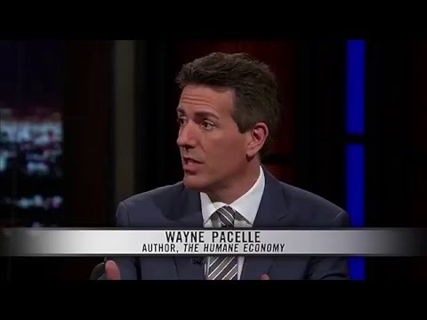 Vegan Activist Wayne Pacelle @ Bill Maher (Overtime)