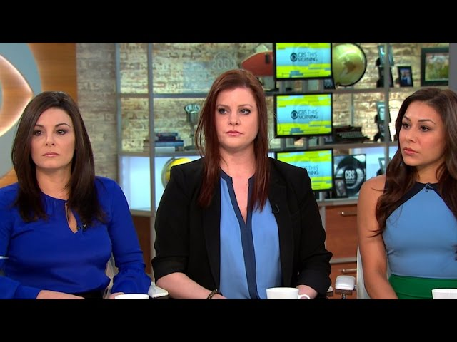 Why former gymnasts are speaking out about alleged sex abuse
