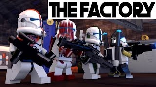 LEGO STAR WARS - CLONE WARS 3 - THE FACTORY