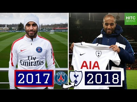 7 Most Lucrative PSG Sales: Where Are They Now?