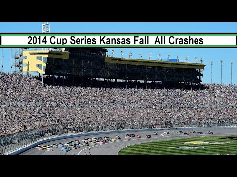 All NASCAR Crashes from the 2014 Hollywood Casino 400