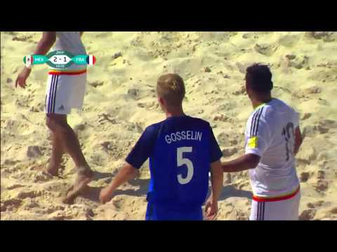 FIFA beach soccer  Final 2017  MEXICO FRANCE