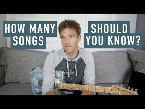 How Many Songs Should You Know?
