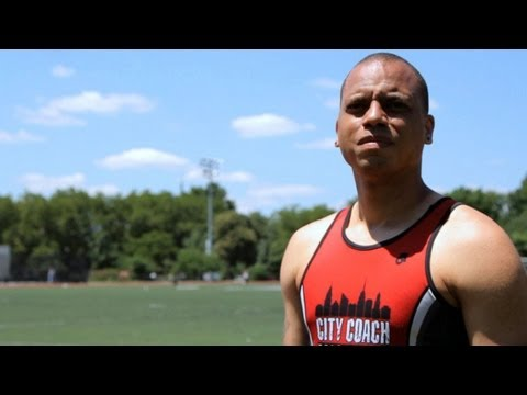 What to Eat & Drink before a Race | Sprinting