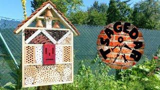 Hmyzí hotel - DIY Insect hotel