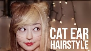 Cat Ear Hairstyle!