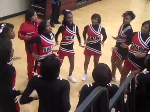 Shaw Cheerleaders Quot Move Girl Quot Youtube