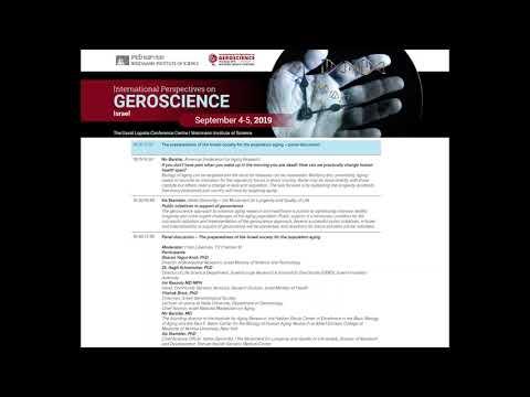 Geroscience Israel Conference