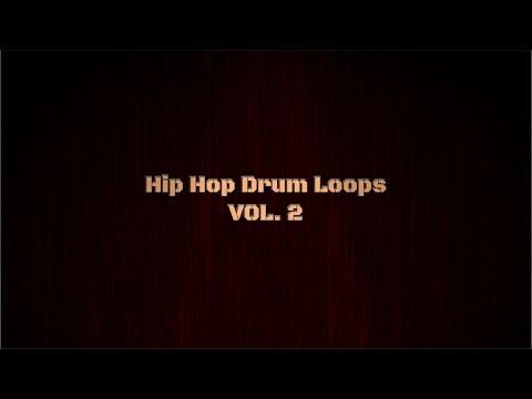 Hip Hop Drum Loops Vol. 2   Drum Loop Kit