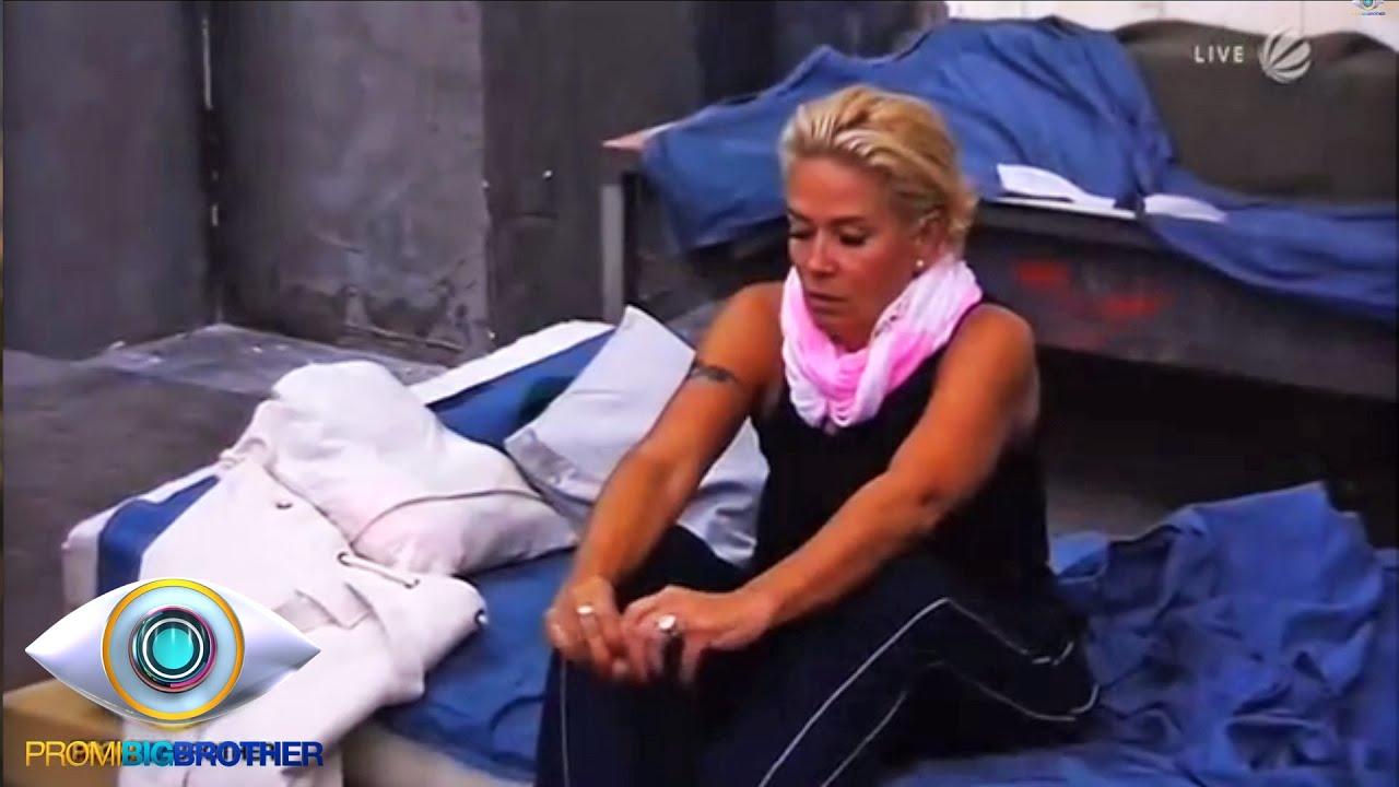 Pechsträhne Für Claudia Effenberg Promi Big Brother 2014 Youtube