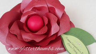 Creating a Rose EOS Holder using the Cricut Explore Thumbnail
